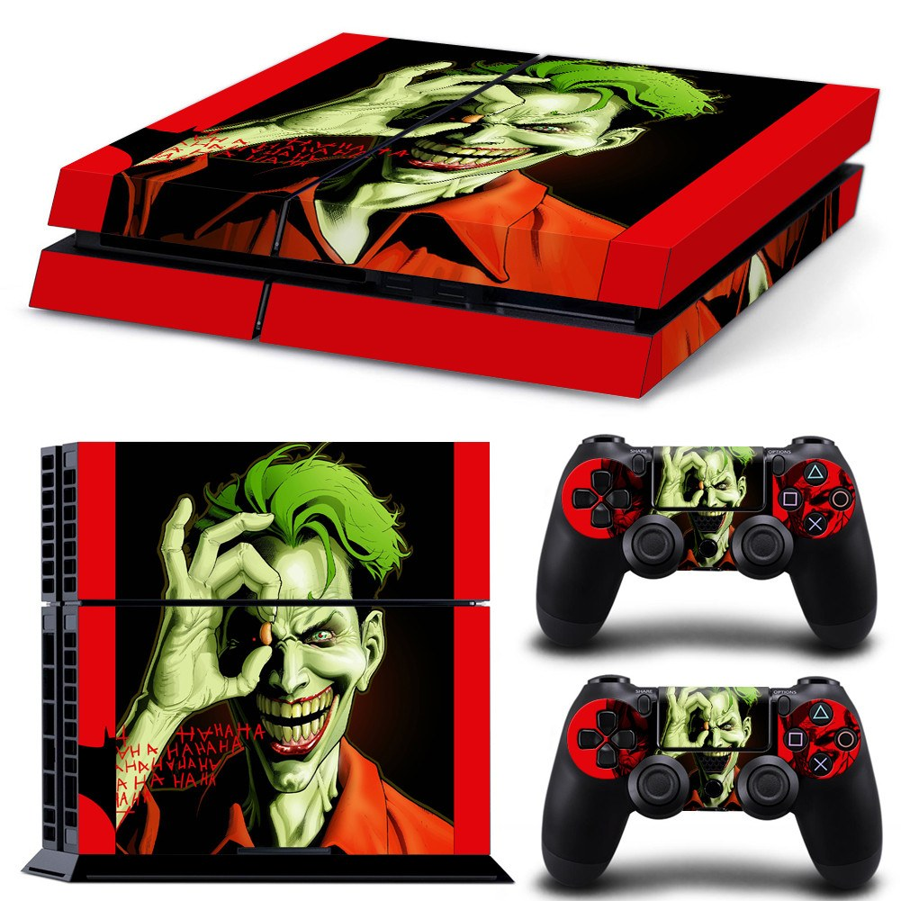 Skin - Ha Ha  Joker New Design Skin Sticker For PS4