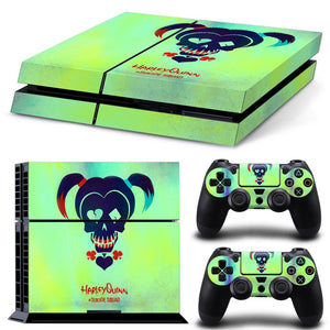 Skin - Harley Quinn Suicide Squad PS4 Skin Sticker