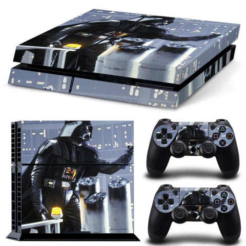 Skin - Premium Star Wars PS4 Skin Sticker For Sony Playstation 4 Console+2 Controllers