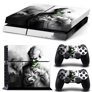 Skin - The Joker Ps4 Skins