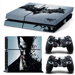 Skin - The Joker Skin Sticker For PS4