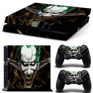 Skin - The Wicked Joker Skins For Ps4