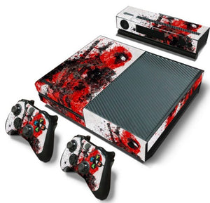 Skin - Very Cool Deadpool  Xbox One Skin Sticker