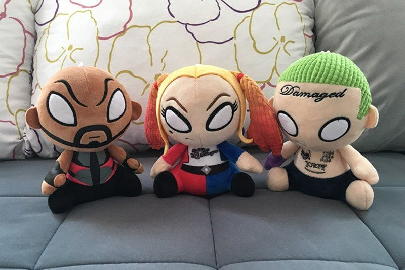 Stuffed Dolls - Super Cute Suicide Squad's Joker Plush Toy
