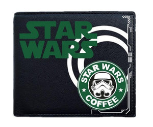Wallet - Star-Wars Coffee Wallet