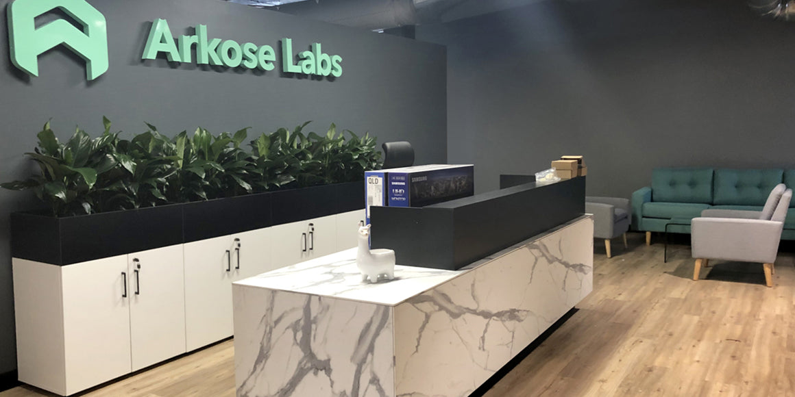 Office Fitout Inspo: Arkose Labs