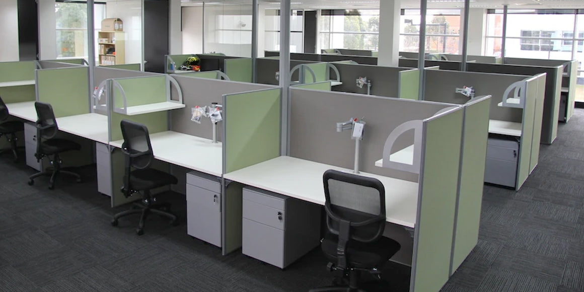 Couriers Please Office Fitout - Rosehill,Sydney, NSW