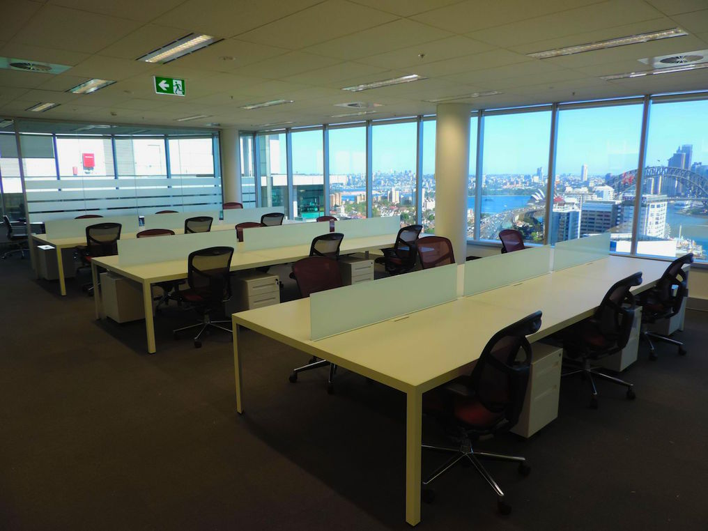 Salini Head Office Fitout - North Sydney, NSW