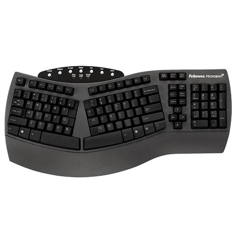 Microban keyboard