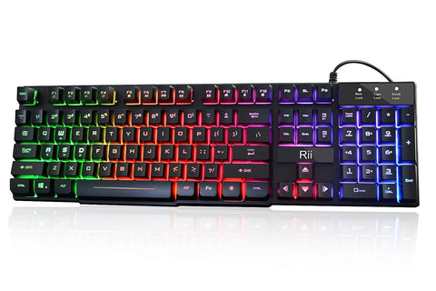 How to Set-up a Desk, Choose the Right Keyboard and Find a Mouse to Ma