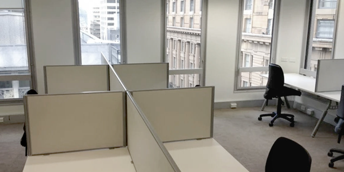 Lime Super Office Fitout - Hunter Street, Sydney, NSW