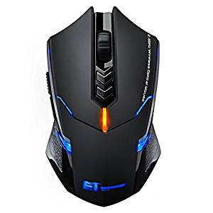 Gamers mouse