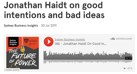 Sydney Business Insights Podcasts
