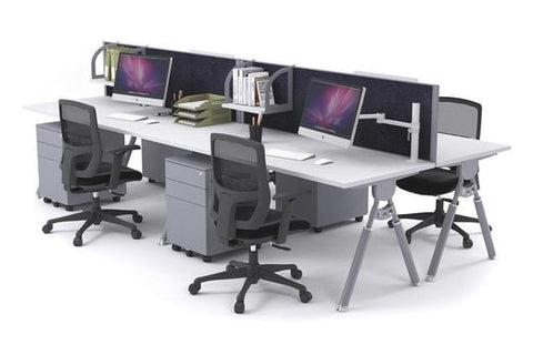 Four person workstation