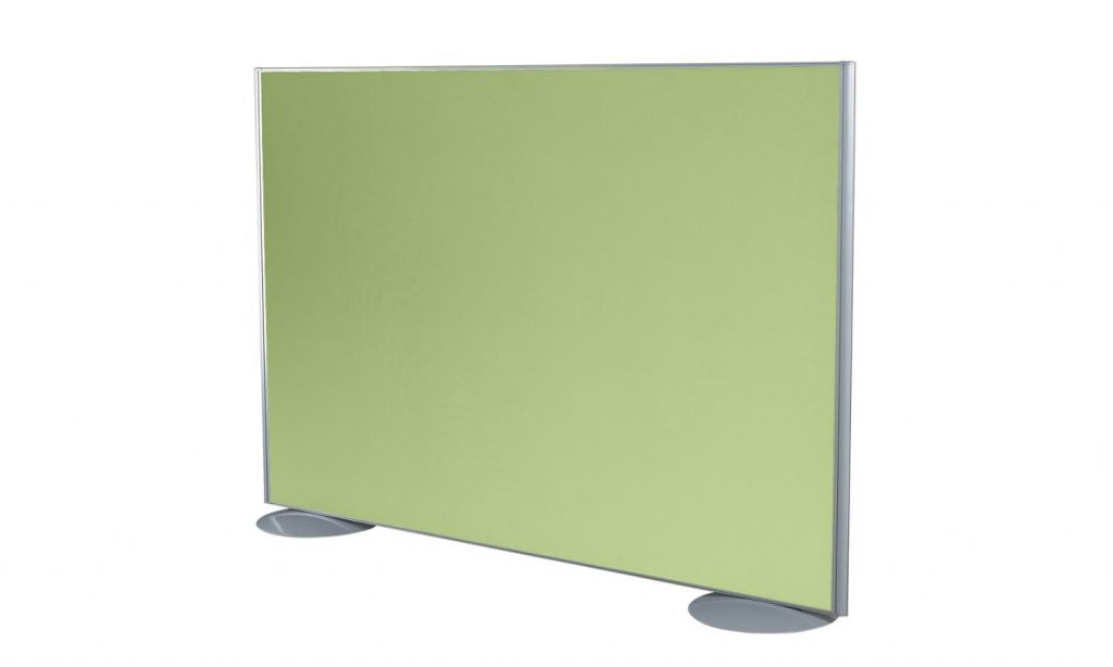 Jasonl Free Standing Screen is a great way to include some Green in the workng environment.