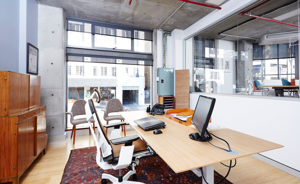 Boody Office Fitout, Darlinghurst NSW