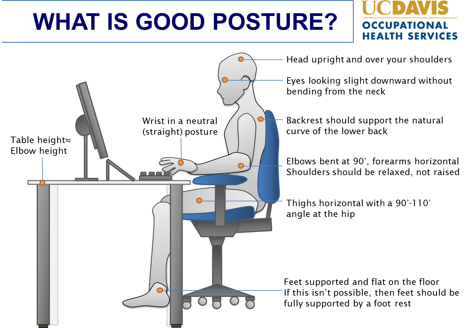 How Ergonomically Correct fice Workstation Desks are beneficial for your Posture