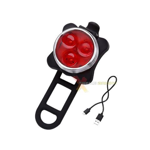 X-96 USB Rechargeable Taillight (20% Off)