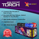 Xtreme Bright® Mini Pocket Torch (35% Off)