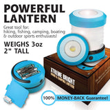 Hiking & Camping LED Lantern - Ultra Bright, Collapsible and Lightweight (30% Off)