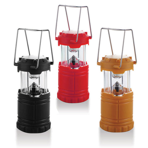 LED Camping Lantern - Collapsible & Lightweight at ONLY 6 oz.  (30% Off)