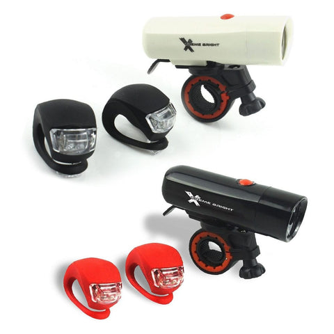 Ultra Torch Bike Lights (40% Off)