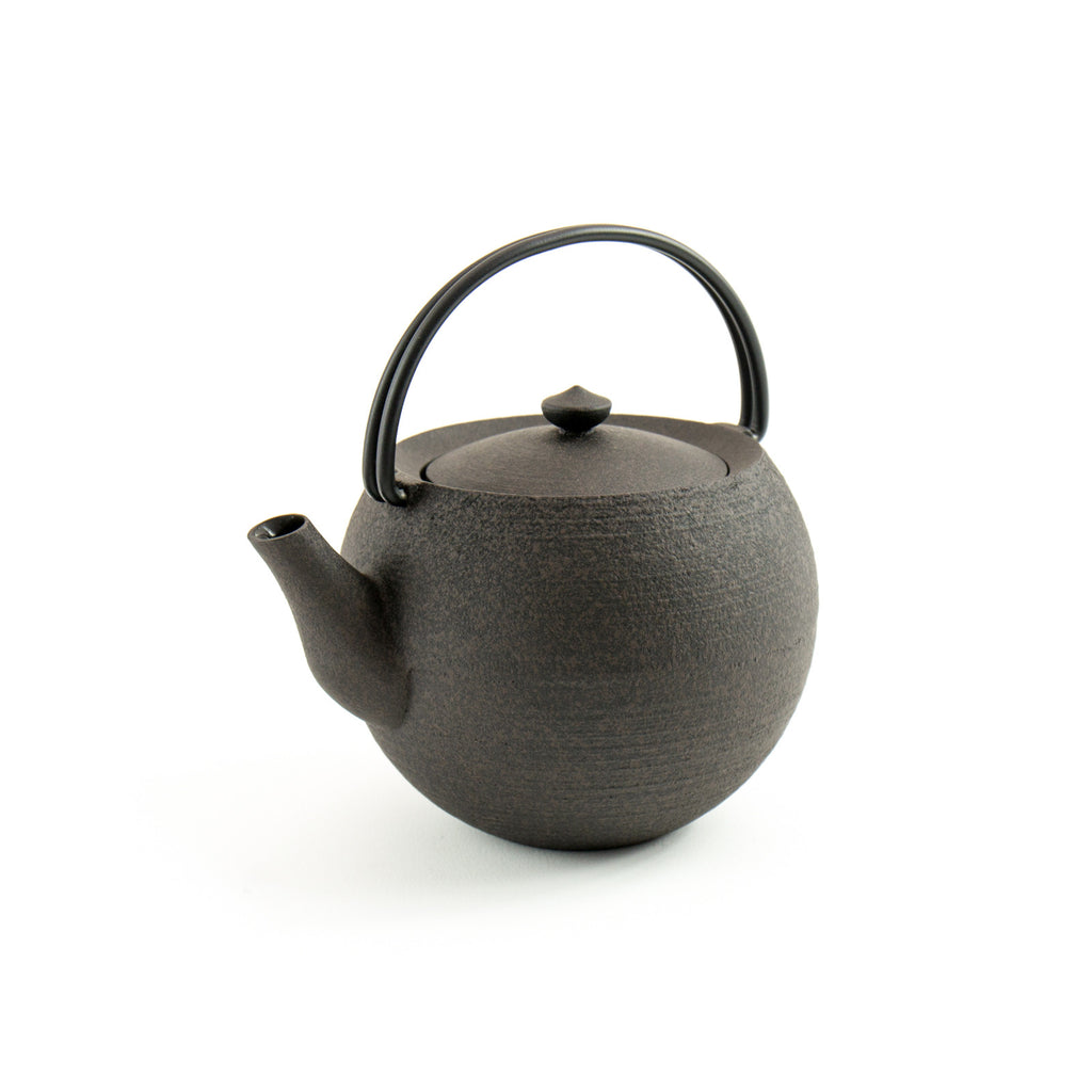 Marutama Teapot (Brown)