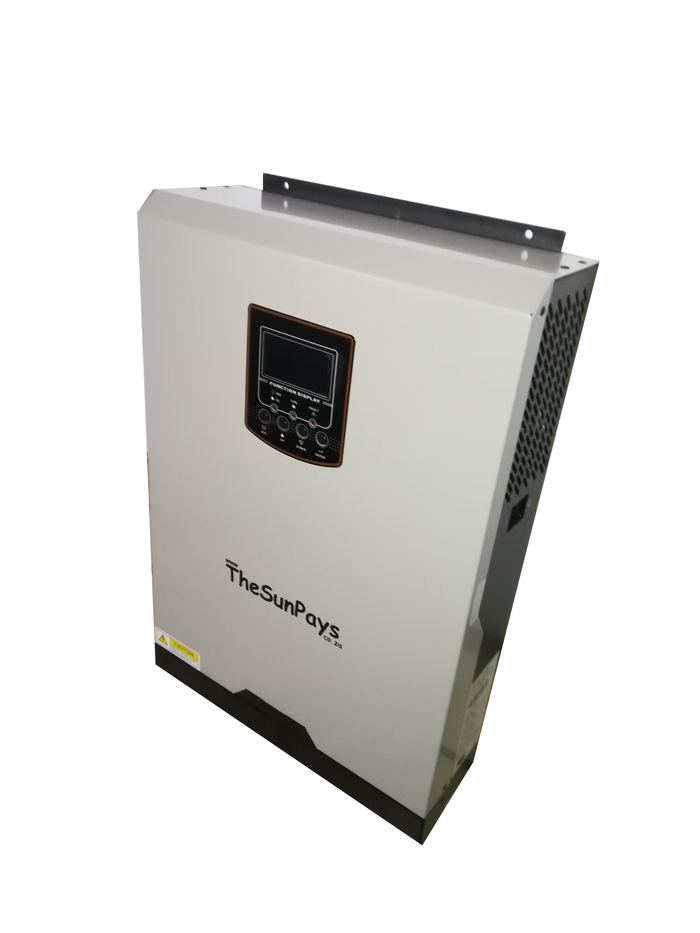 5kVA/5kW 80A VICTOR Pure Sine Wave Inverter Single