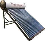 High Pressure 250L Solar Geyser (5-Year Guarantee)