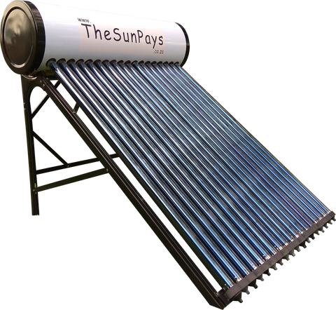 High Pressure 250L Solar Geyser (5 Year Guarantee)