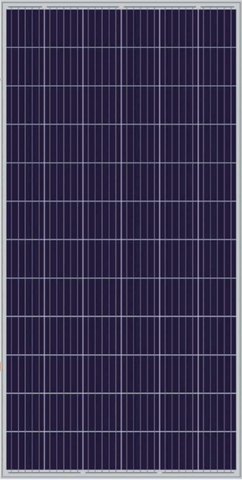 The Sun Pays - 330W PERC Solar Panel 72 Cell 5BB