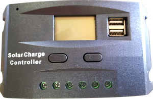 10A PWM Charge Controller