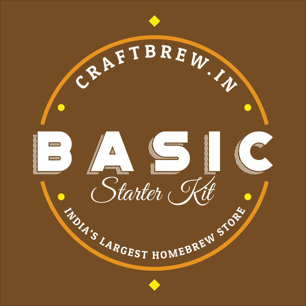Basic Starter Kit - Craftbrew.in