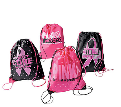 Breast Cancer Awareness Backpack