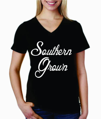 V-Neck T-Shirt (Southern Grown)