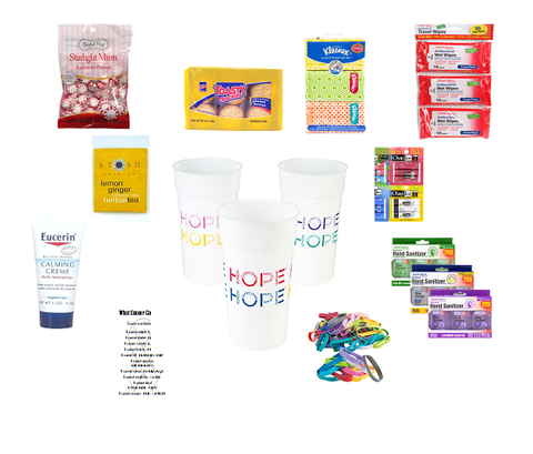 HOPE Tumbler Chemo Care Package