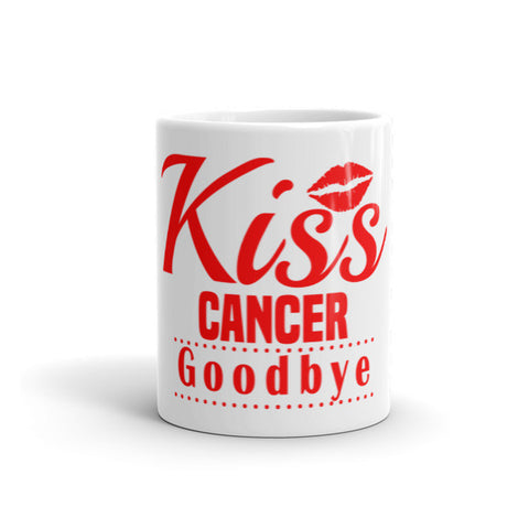 Mug (Kiss Cancer Goodbye)
