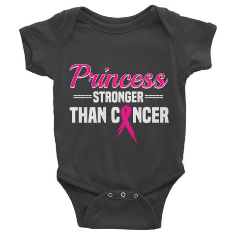 Infant short sleeve one-piece (Princess)