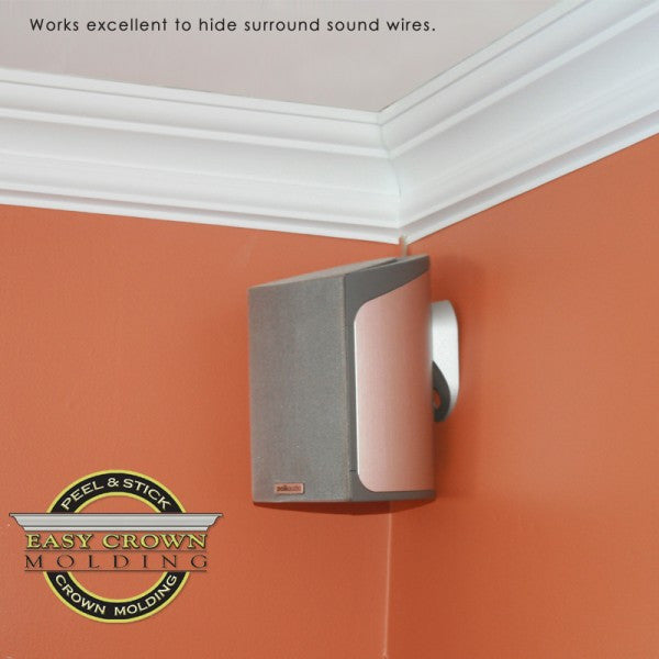 4 Quot Easy Crown Molding