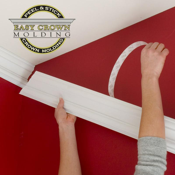 Peel & Stick crown molding