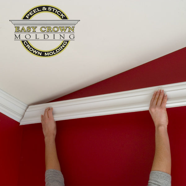 "4"" Easy Crown Molding 69' kit"