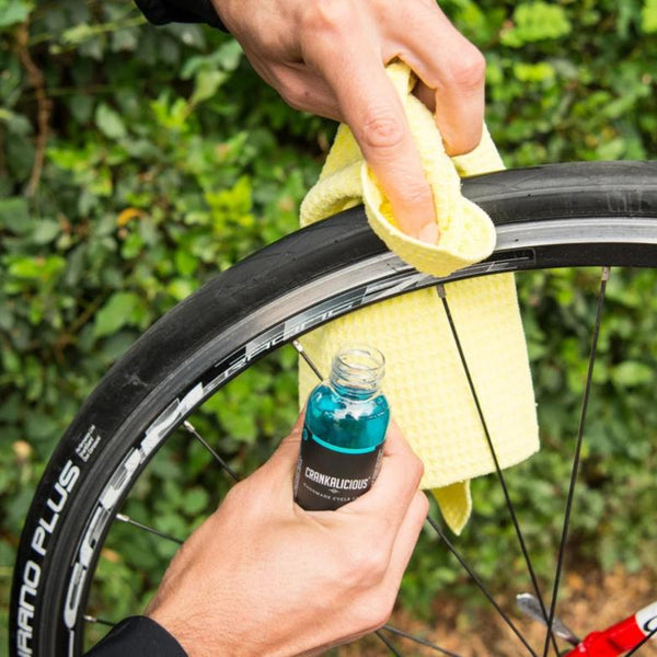 Like Pneu tyre cleaner, Tyre Cleaner - Crankalicious