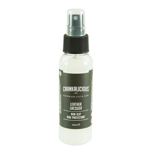 Leather Lacquer hide protectant, Leather Sealant - Crankalicious