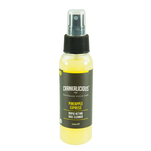 Pineapple Express spray wash, Bike Wash - Crankalicious