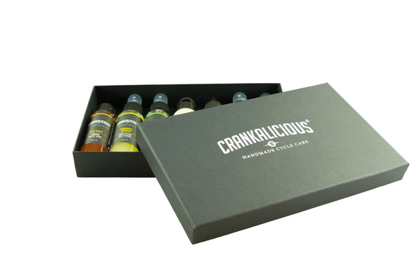 The Classics Gift Box, Kit - Crankalicious