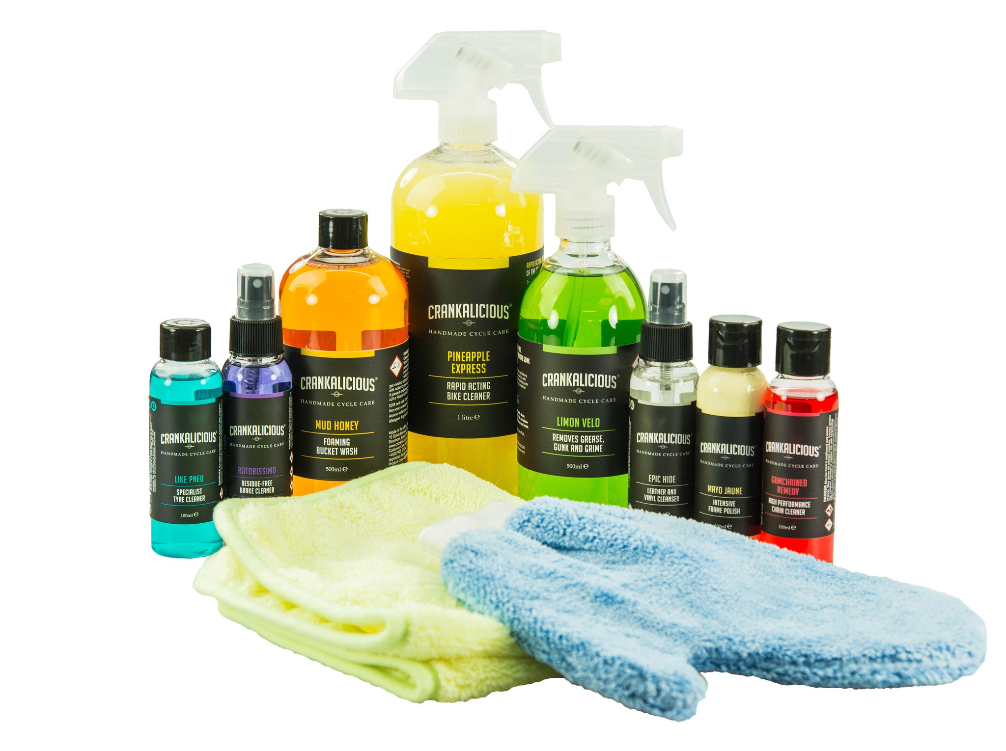 Products Crankalicious Sealant Guard 100 Ml Spray Detailing Cleaning Kit