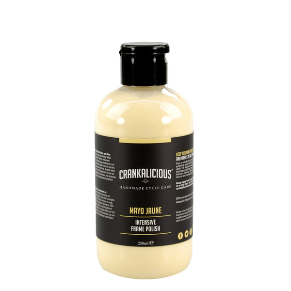 Mayo Jaune frame polish 250ml - Trade Case (x6) - HS 340530, Mark Remover - Crankalicious