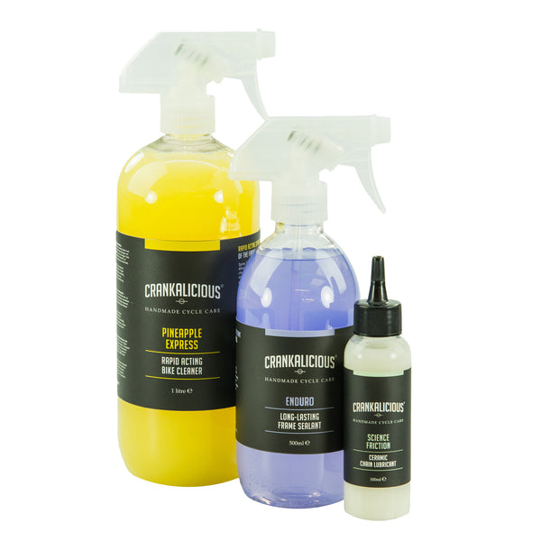 Wash Protect Lube Kit, Kit - Crankalicious