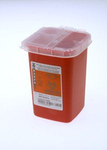 Sharps 1 Qt Sharps Recovery Container