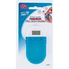 Single Alarm Fashion Pill Box Timer
